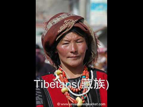 The Difference Of Asian Origins Part 1 Sino-Tibetans (Han-Chinese,Tibetans,Qiangs,Hmongs)