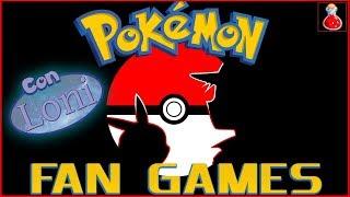 POKEMON FAN GAMES: Los 3 mejores juegos y hacks hechos por fans