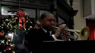 "Wynton Marsalis ""The 2nd Line"""