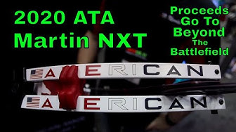 2020 ATA Martin Archery NXT American Overview by Mike's Archery