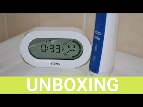 Oral-B Pro 5000 Unboxing