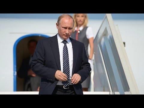 Смотреть Прилет Владимира Путина в Ереван. Полное видео онлайн