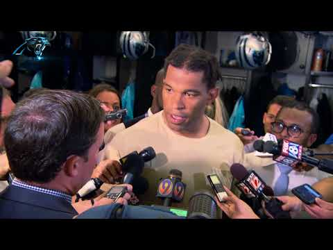 Julius Peppers: Doing something I believe in