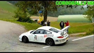 38° Rally Appennino Reggiano 2017 TopTen Show And Mistake
