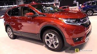 2019 Honda CRV AWD - Exterior and Interior Walkaround - 2019 Chicago Auto Show