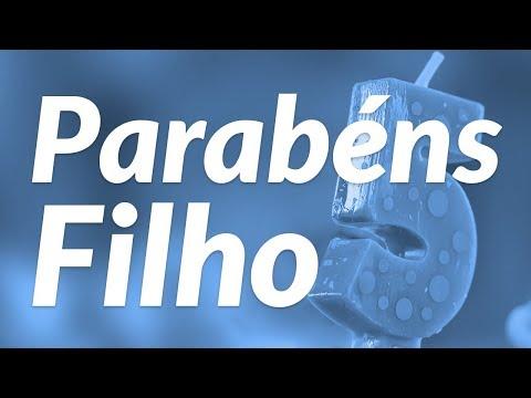 MENSAGEM DE ANIVERSÁRIO PARA  FILHO