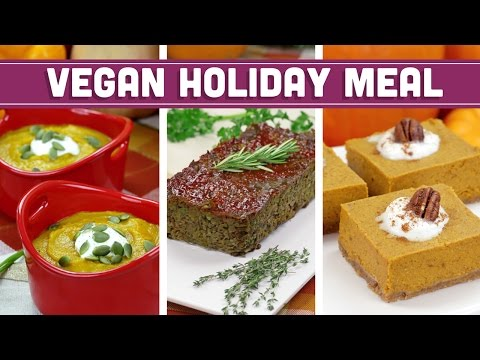 Vegan Thanksgiving and Christmas Meal! Mind Over Munch