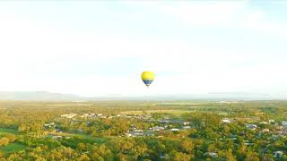 Raging Thunder | Cairns Hot Air Ballooning with Champagne Breakfast | Experience Oz