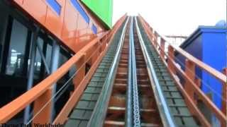 Nickelodeon Streak On Ride POV - Blackpool Pleasure Beach