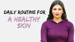 Simple steps to get a healthy and glowing skin. all you have do is incorporate these tips in your daily life #skintips #fittak -----...