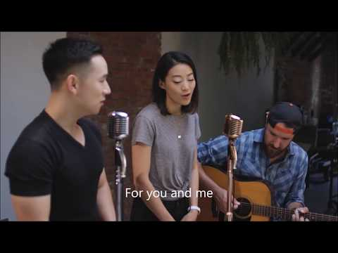 A Whole New World  (Aladdin) - Jason Chen and Arden Cho (lyrics)