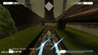 BallisticNG - Wipeout Fusion soundpack