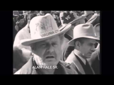 1940 film Virginia City promotional tour