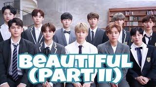 [Phiên âm tiếng Việt] Beautiful (Part II) - Wanna One