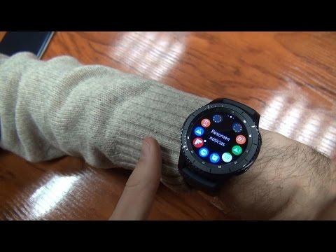 Análisis del nuevo Samsung Gear S3 Frontier