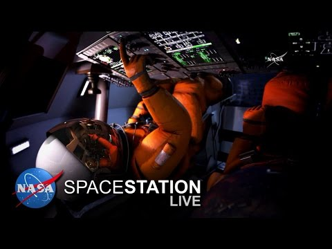 Space Station Live: Well Get Back to You