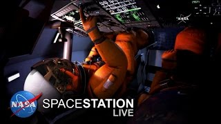 Space Station Live: We'll Get Back to You