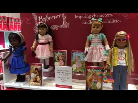 A Tour Of Michigan's First American Girl Doll Store
