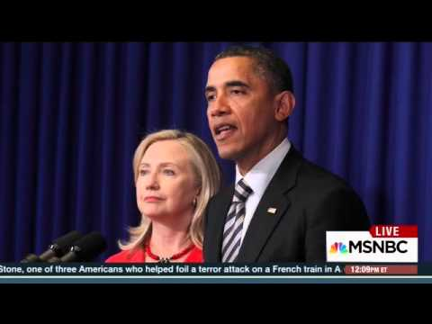 Chris Matthews Laments Hillary's 'Political Decision'