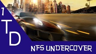 Need For Speed: Undercover Wii [Dolphin] #1