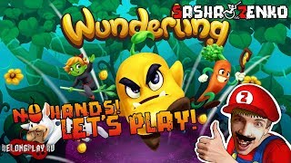 Wunderling Gameplay (Chin & Mouse Only)