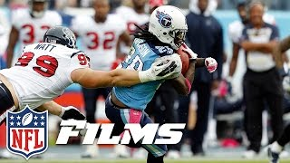 #10 Chris Johnson | Top 10: Fastest Players | NFL Films