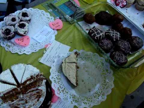 ARME Vegan Bake Sale