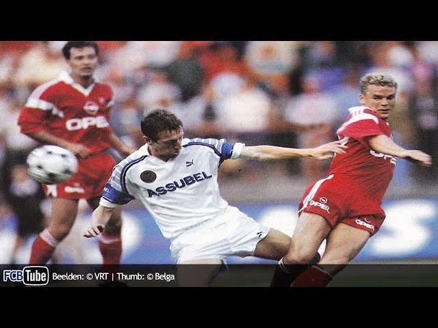 1991-1992 - Jupiler Pro League - 01. Standard - Club Brugge 1-2