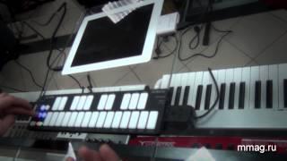 mmag.ru: Keith McMillen QuNexus - MIDI контроллер - видео-обзор