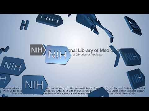 MeSH - Medical Subject Headings: PubMed® for Librarians #2 (Recorded June 16, 2017)