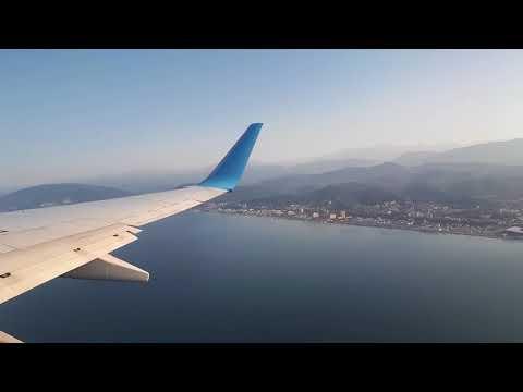 Взлет Боинг 737-800 Адлер-Сочи.mp4