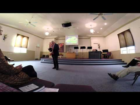 Discovery Christian Church of Bend, Oregon - Sermon on God's treasures to us