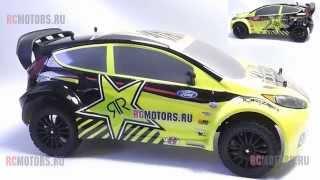 Видео обзор модели Vaterra Rallycross Ford Fiesta от RCMOTORS.RU(Купить модель ..., 2016-05-23T14:22:21.000Z)