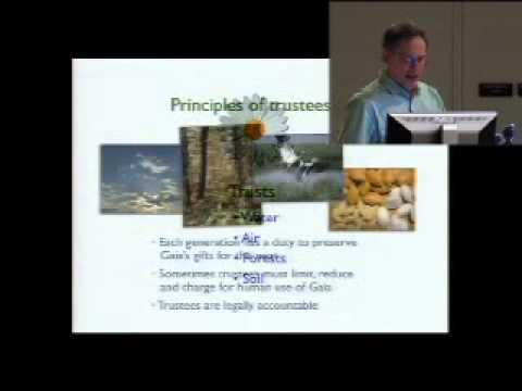 PSU Solutions Seminar: Gaianomics: A new operating system for capitalism