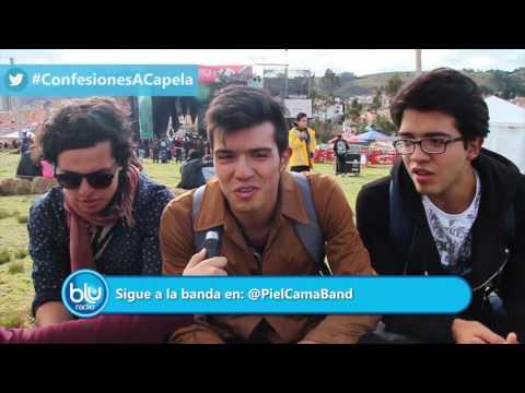 Entrevista con Piel Camaleón - Confesiones a Capela   Blu Radio
