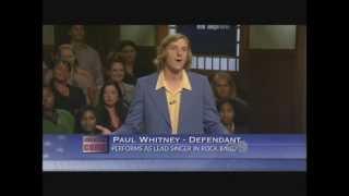 Jeremiah Watkins on America's Court-