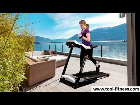 Techness Run 100 Touch Tapis De Course Tool Fitness Youtube