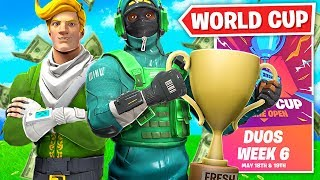 Fresh & Lachlan Play WORLD CUP!