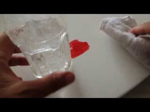 how to make nail polish remover with rubbing alcohol