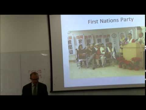 Indigenous Rights Movements in Taiwan Since 2008, SOAS, University of London