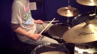 High-speed Beat Shifted Fill ( Gerald Heyward Style ) - Drum Lesson #179