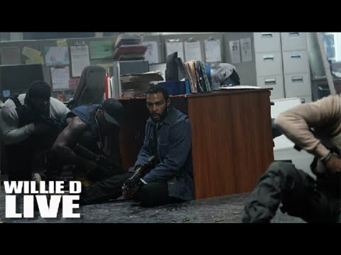 Blacks Seek Justice for Cop Killings by Hijacking Police Station In Nate Parker's Film AMERICAN