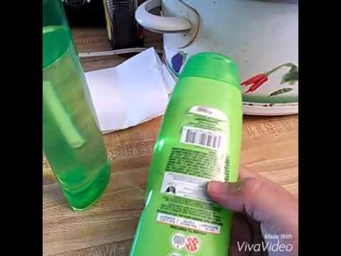 Como limpiar botellas de plastico facil y rapido youtube - Como limpiar rapido ...