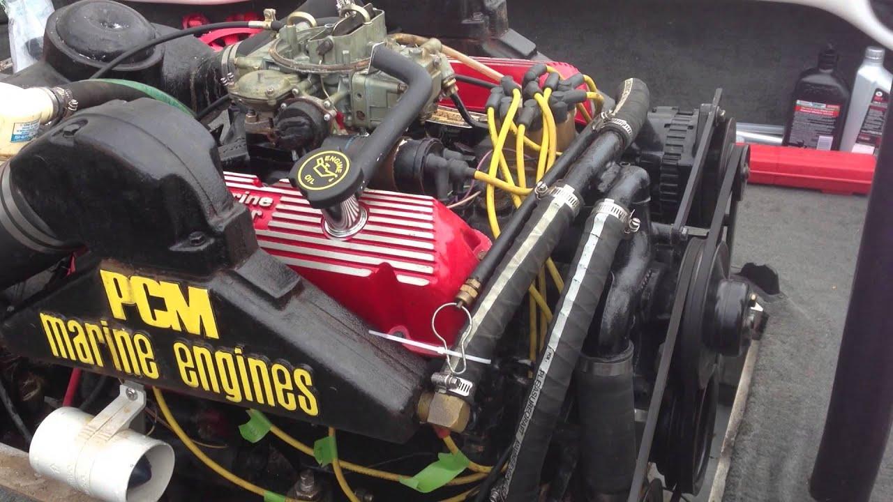 Correct Craft Engines