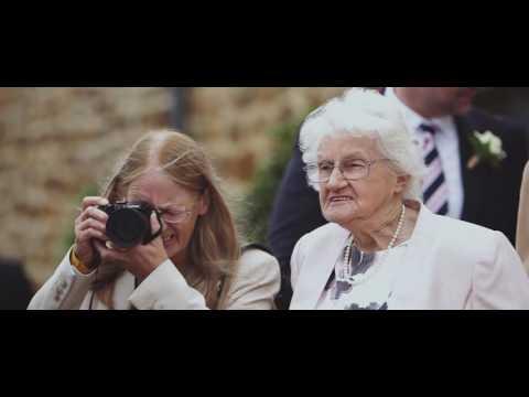 Dodford Manor Wedding Film - Katie and Jamie