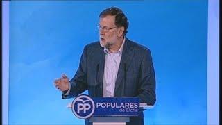 Rajoy advierte de que debate sobre las lenguas