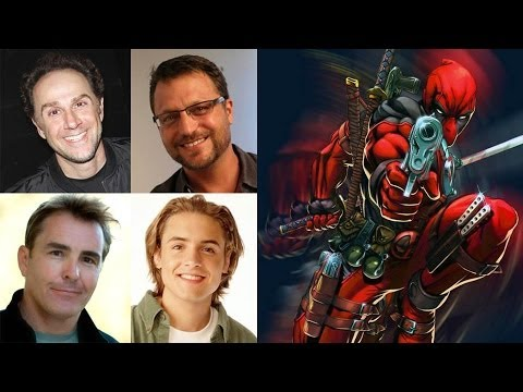 Comparing The Voices  Deadpool