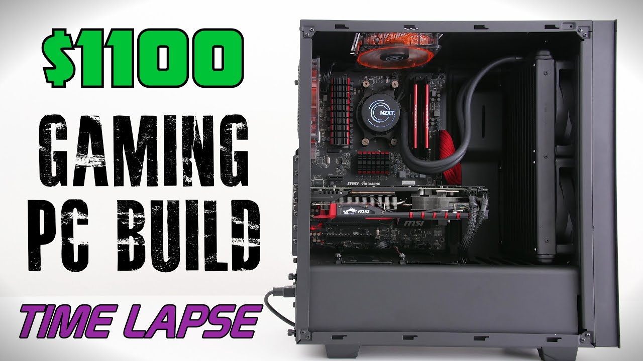 how to make a gaming pc at home