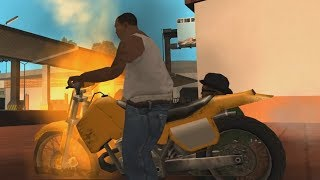 How gta sa could have ended