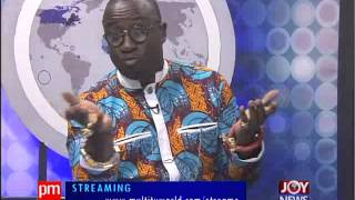 Mental State of Ghana - PM Express on Joy News (26-8-15)